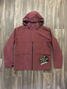 Under Armour Mens Gore-tex Paclite Rain Jacket Waterproof Size Large Nwt 1350948