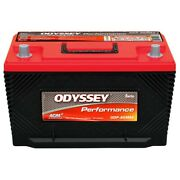 Odp-agm65 Odyssey Battery New For F350 Truck F450 F550 Mark Jeep Grand Cherokee