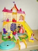Disney Sofia The First Magical Talking Castle Playset Princeset