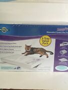 Self Cleaning Cat Litter Box Tray Refills Non-clumping Crystal Cat Litter 3-pack