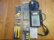 Sadelco Displaymax 5000 Test Meter. Has All 5 Options. Comes With I+r Tools.andnbsp