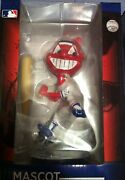 Mlb Cleveland Indians Chief Wahoo 1975 Bobblehead Forever Collectibles