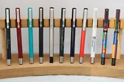 Vintage Parker Vector Fountain And Rollerball Pens, 11 Designs, Uk Seller