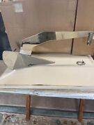 """Lewmar Stainless Plow Anchor With 7/8"""" X 1/2"""" Swivel"""