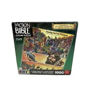 Puzzle The Action Bible Jigsaw Puzzle Feeding The 5000 New Sealed