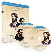 Catholicism The Pivotal Players St. Augustine And St. Benedict [blu-ray]