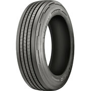 2 New Cooper Work Series Rht 275/70r22.5 Load J 18 Ply Trailer Commercial Tires