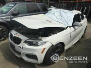 White Driver Fr Door Coupe Pw Pl Pm 000 41517381287 Fits 2014-2016 Bmw M235i Oem