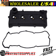 Pcv Valve Cover W/ Gasket And Bolts For 06-13 Bmw 128i 328i 528i X3 X5 Z4 N52 3.0l