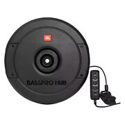 Jbl Stadium Basshub 11 600w Rms Passive Car Subwoofer With Mono Subwoofer Amp