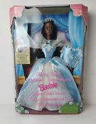 1998 Sleeping Beauty African American Barbie Doll ..new In The Box