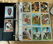 1966 Topps Baseball 312 Cards Included Vg-vgex-ex, Loaded W Stars, Mantle/aaron
