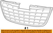 Chrysler Oem 08-10 Town And Country-grille 5113228aa