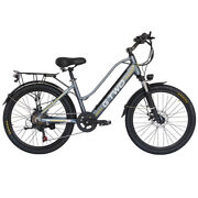 Electric Bicycle Ultra-light Portable Pedal Assisted Battery Bike Gtwo G10-26
