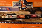 Lionel- 11982 New Jersey Transit Ore Car Diesel Set- Factory Sealed- New - Sh