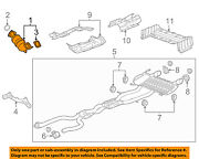 Cadillac Gm Oem 2016 Ats 3.6l Exhaust System-catalytic Converter Left 12668175