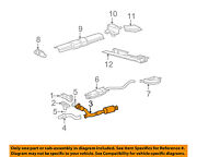 Saturn Gm Oem 04-05 L300 3.0l-v6 Exhaust System-front Pipe 22724393
