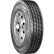 4 New Cooper Pro Series Lhd 11r22.5 Load H 16 Ply Drive Commercial Tires