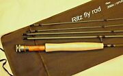 Im6 4pc 2wt 6ft 6in Fly Rod Matte Finish Sold By Roger
