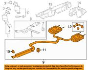 Buick Gm Oem 2017 Lacrosse 3.6l-v6-exhaust System-muffler Tail Pipe 84282476