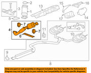 Gm Oem Exhaust System-front Pipe 22935125