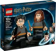 Lego 76393 Harry Potter And Hermione Granger™ Free Shipping