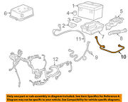 Gm Oem-battery Cable 88987124