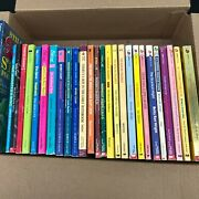 Vtg Lot 28 Young Adult Box Car Children Babysitters Club Paperback Books