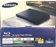 Samsung Bd-jm59 3d Blu-ray And Dvd Player With Wireless Lan Built In