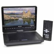 Sony 9 Widescreen 180-degree Swivel Dvp-fx930 Portable Dvd And Cd Player