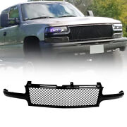 For 1999-2002 Chevy Silverado/2000-2006 Suburban/tahoe Mesh Front Grille Grill