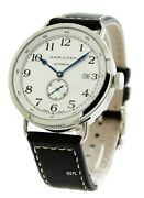 Hamilton Navy Pioneer Automatic H78465553 Menand039s Watch