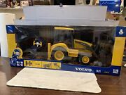 New-ray 87913 118 Volvo Bl71 Remote Control Backhoe Loader 27 Mhz Sealed New