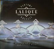 Signed Lalique Perfume Bottles By Utt, Mary Lou And Glenn