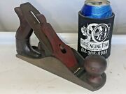 9 Wood Working Plane Smoothing Planer Tool Carpentry Antique Old