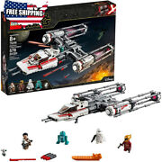 Lego Star Wars The Rise Of Skywalker Resistance Y-wing Starfighter 75249 ...