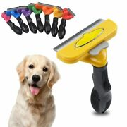 Pet Hair Removal Comb Cats Dog Grooming Comb Puppy Kitten Comfortable Pets Tools