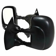 Premium Fx Power/heated Towing Mirrors For 1999-2007 Ford Superduty