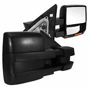Premium Fx Power/heated Towing Mirrors For 2007-2008 Ford F-150