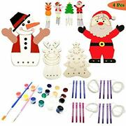 Deuxper Make Your Own Christmas Ornaments Wind Chime Kit - Arts And Crafts Cons...