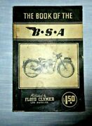Vintage Publication B S A Motorcycles Complete Guide 1936-9 Machines 1939