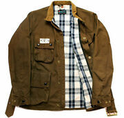 Mister Freedom X Sugar Cane Jacket Size 40 Duck Mulholland Drizzler-king New
