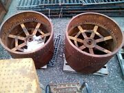 Fordson Tractor Wheels