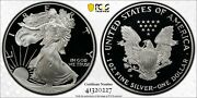 1995-w Pcgs Pr69dcam Silver Eagle Flawless Coin