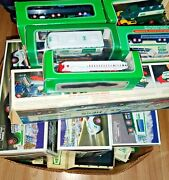21 Hess Toy Truck Lot - Some With Boxes All For 149.99 - We Ship Today