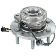 515160 Moog New 4wd 4x4 Wheel Hubs Front Or Rear Driver Passenger Side For Chevy