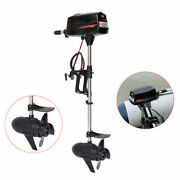 2.2kw Heavy Duty Outboard Motor Tiller Control Boat Engine For Inflatable Boats
