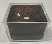 Mint - Flesh And Blood Sealed Welcome To Rathe Starter Decks X8 In Acrylic Case