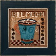 Mill Hill Buttons And Beads Autumn Cafe Mocha Mh14-2026 Counted Cross Stitch Kit