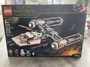 Lego Star Wars The Rise Of Skywalker Resistance Y-wing Starfighter 75249...
